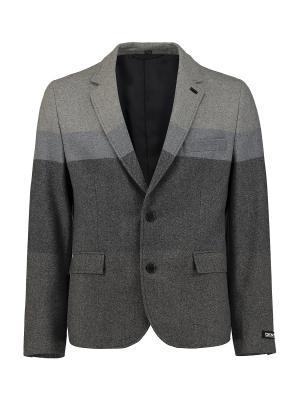 Блейзер DKNY. Цвет: серый