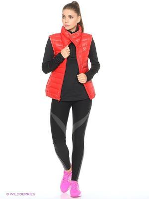 Жилет W NSW DWN FLL VEST Nike. Цвет: красный