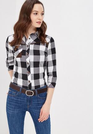 Рубашка Fresh Cotton. Цвет: серый