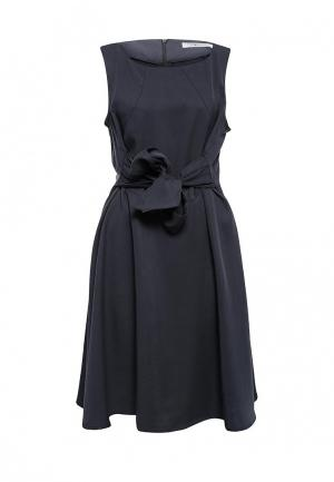 Платье Piazza Italia. Цвет: синий