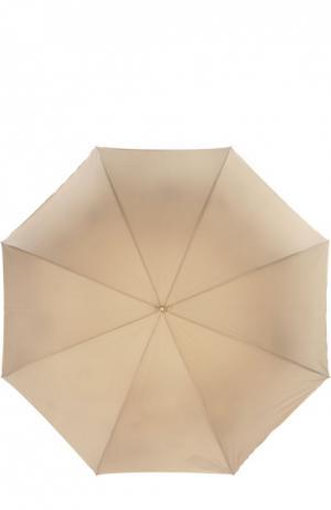 Зонт Pasotti Ombrelli. Цвет: бежевый