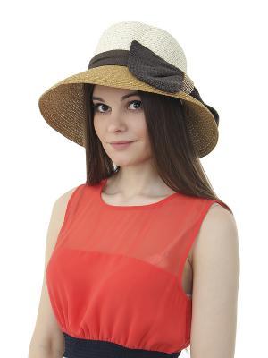 Шляпа Gusachi. Цвет: белый, черный, коричневый
