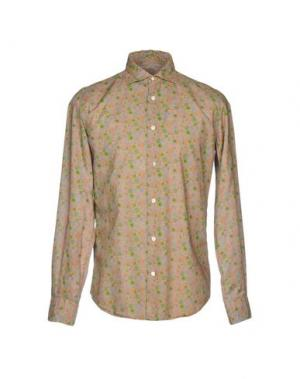 Pубашка COAST WEBER & AHAUS. Цвет: песочный