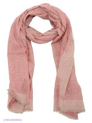 Палантин Venera. Цвет: розовый, бежевый