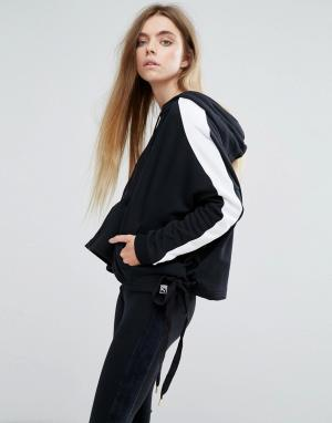 Puma Спортивная куртка Heart 17. Цвет: черный