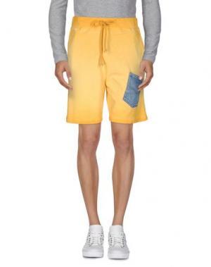 Бермуды ED 2.0. Цвет: желтый