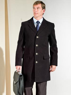 Пальто Paxton. Цвет: черный