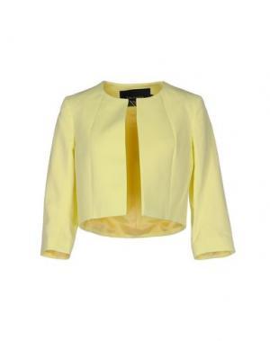 Пиджак TARA JARMON. Цвет: желтый