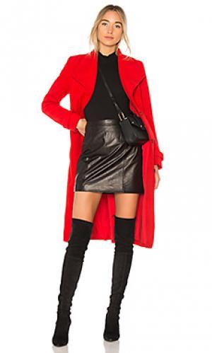 Пальто undercover Yumi Kim. Цвет: красный