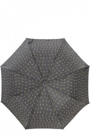 Зонт Dolce & Gabbana. Цвет: темно-серый