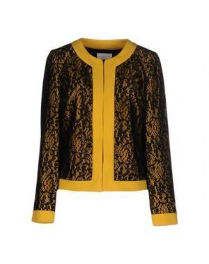 Пиджак CALALUNA. Цвет: желтый