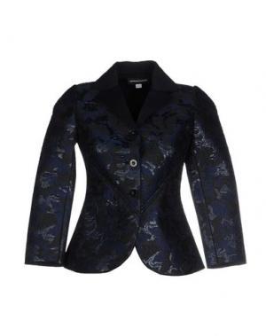 Пиджак OSTWALD HELGASON. Цвет: темно-синий