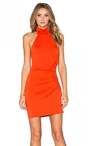 Мини платье galene Rachel Pally. Цвет: тёмно-оранжевый