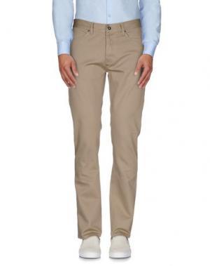 Повседневные брюки KR3W. Цвет: хаки
