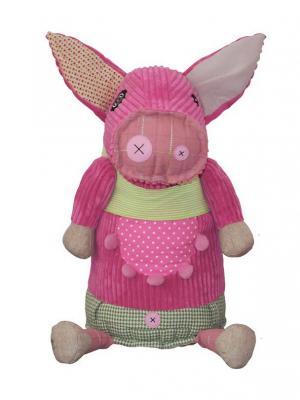 Игрушка Deglingos Свинка Jambonos - Gigant. Цвет: розовый, салатовый, черный