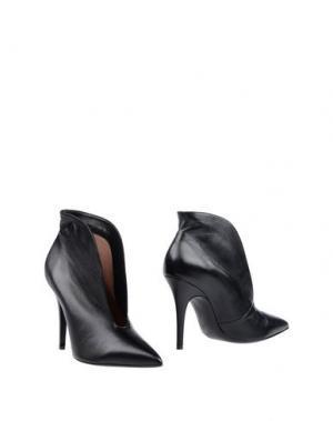 Ботинки GIANNA MELIANI. Цвет: черный