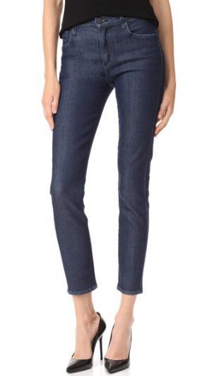 Классические джинсы-скинни Profit GOLDSIGN. Цвет: первоклассный синий