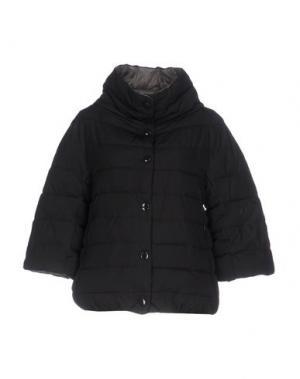 Куртка BINI Como. Цвет: черный