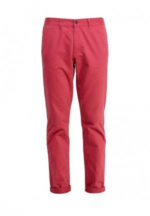 Брюки Burton Menswear London. Цвет: розовый
