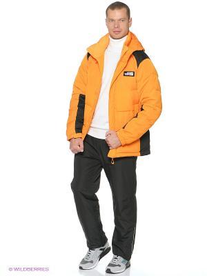 Пуховик ANTA. Цвет: оранжевый