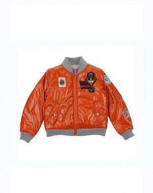 Куртка CUSTO GROWING. Цвет: оранжевый