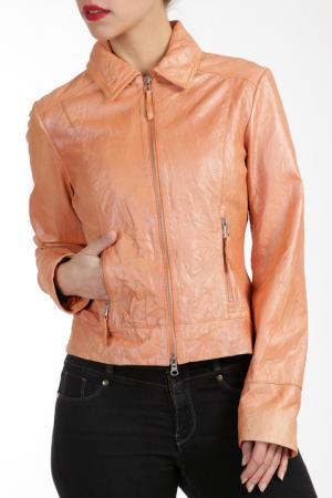 Куртка Cruse. Цвет: оранжевый