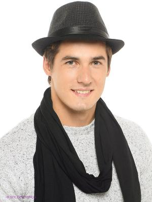Шляпа Shapkoff. Цвет: черный, серый