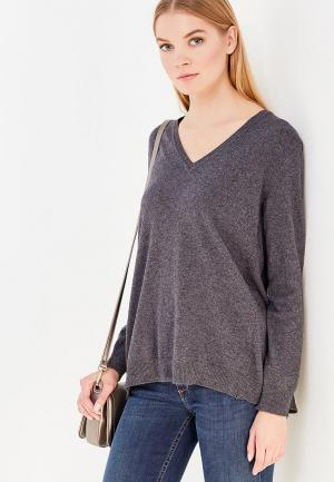Пуловер Liu Jo. Цвет: серый