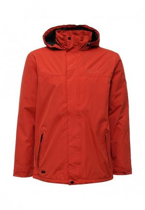 Куртка утепленная Regatta. Цвет: оранжевый