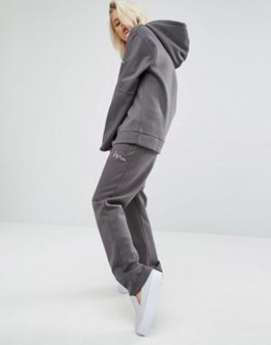KKXX Спортивные штаны Luxury. Цвет: серый