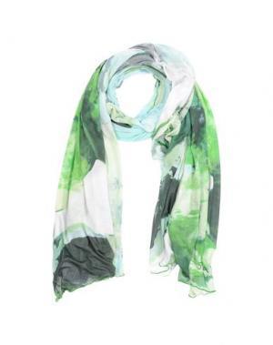 Палантин ESCADA. Цвет: светло-зеленый