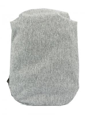 Рюкзак со скрытой застежкой Côte&Ciel. Цвет: серый
