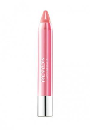 Бальзам Revlon. Цвет: розовый