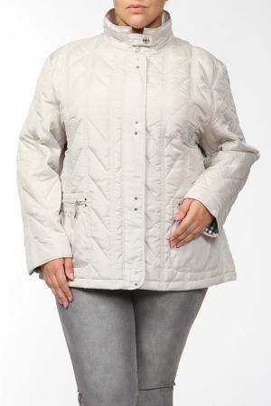 Куртка GODSKE. Цвет: молочный