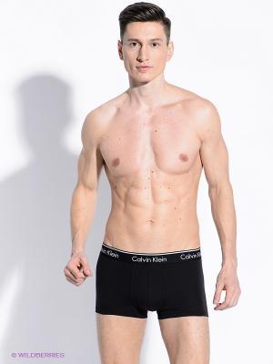 Трусы Calvin Klein. Цвет: черный