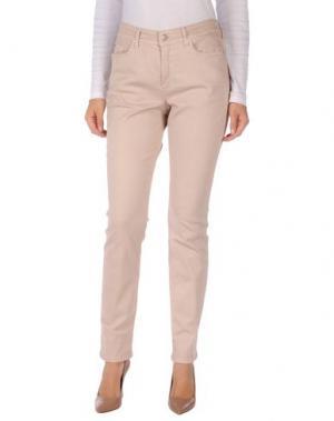 Джинсовые брюки CAMBIO. Цвет: пастельно-розовый