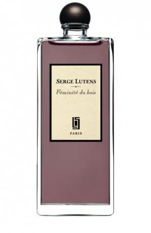 Парфюмерная вода Féminité du Bois Serge Lutens. Цвет: бесцветный