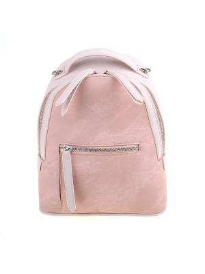 Рюкзак Dispacci. Цвет: розовый