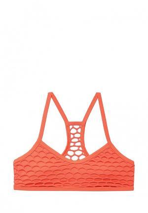 Лиф Seafolly. Цвет: оранжевый