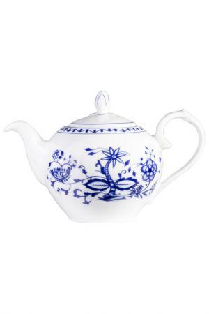 Чайник заварочный 1,2л KAHLA. Цвет: белый