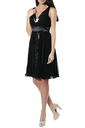 Платье Aftershock. Цвет: black