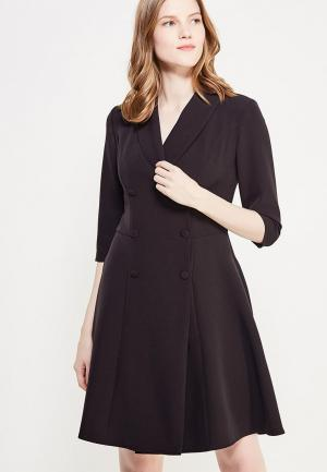 Платье Demurya Collection. Цвет: черный