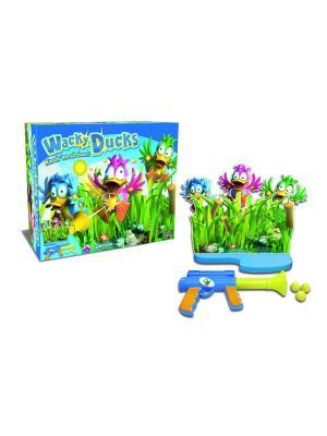 Настольная игра Утиная охота Splash Toys. Цвет: лазурный, салатовый, серо-зеленый