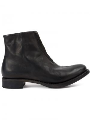 Ботинки по щиколотку Cherevichkiotvichki. Цвет: чёрный