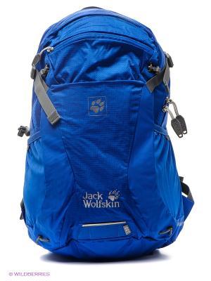 Рюкзак MOAB JAM Jack Wolfskin. Цвет: голубой