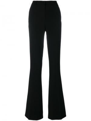 Расклешенные брюки Vionnet. Цвет: чёрный