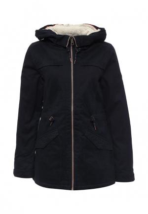 Куртка утепленная O`Neill. Цвет: синий