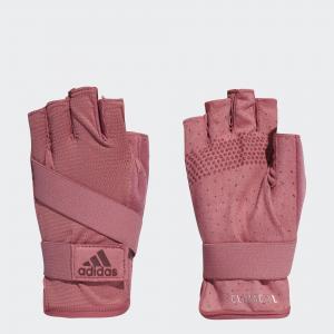Перчатки Climacool  Performance adidas. Цвет: серебристый