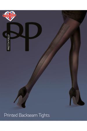 Колготки Pretty Polly. Цвет: черный