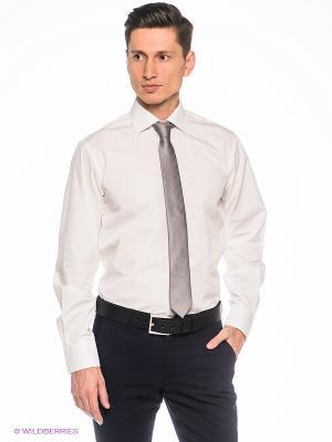 Рубашка Donatto. Цвет: белый